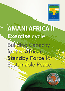 AMANI AFRICA II Exercise Cycle