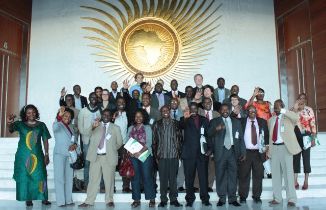 Members of Pan-African Parliament briefed on African Peace and