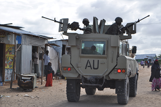 AMISOM refutes allegations of civilian deaths against AMISOM troops in Marka town, Somalia
