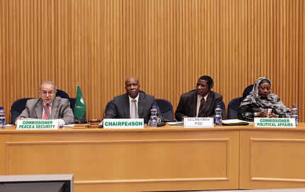 Communique of the 376th meeting of the Peace and Security Council of the African Union (AU)  on the situation in Madagascar