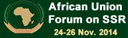 Africa Forum on SSR