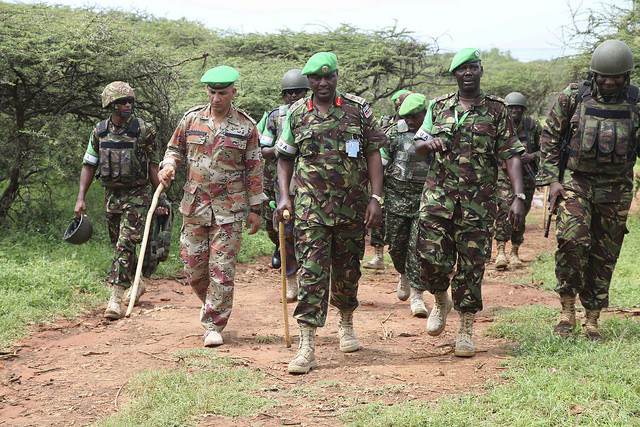 AMISOM: Update on Operation Jubba Corridor