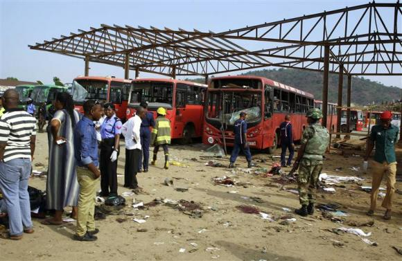 The African Union strongly condemns the terrorist attack in Abuja