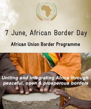 African Border Day - 07 June 2015