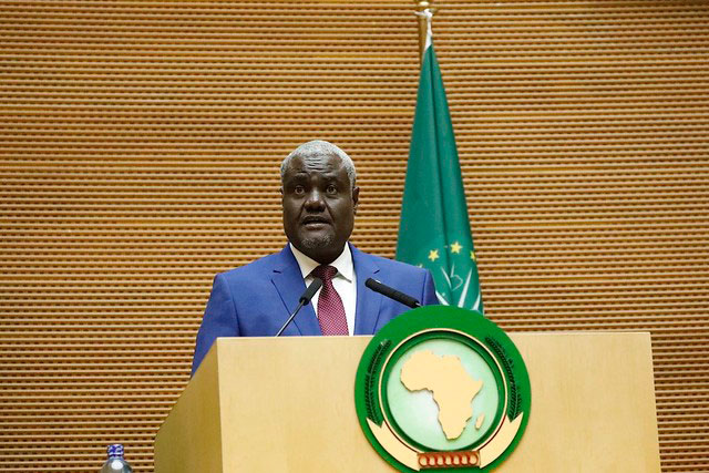 Statement of the Chairperson of the African Union Commission on South Sudan