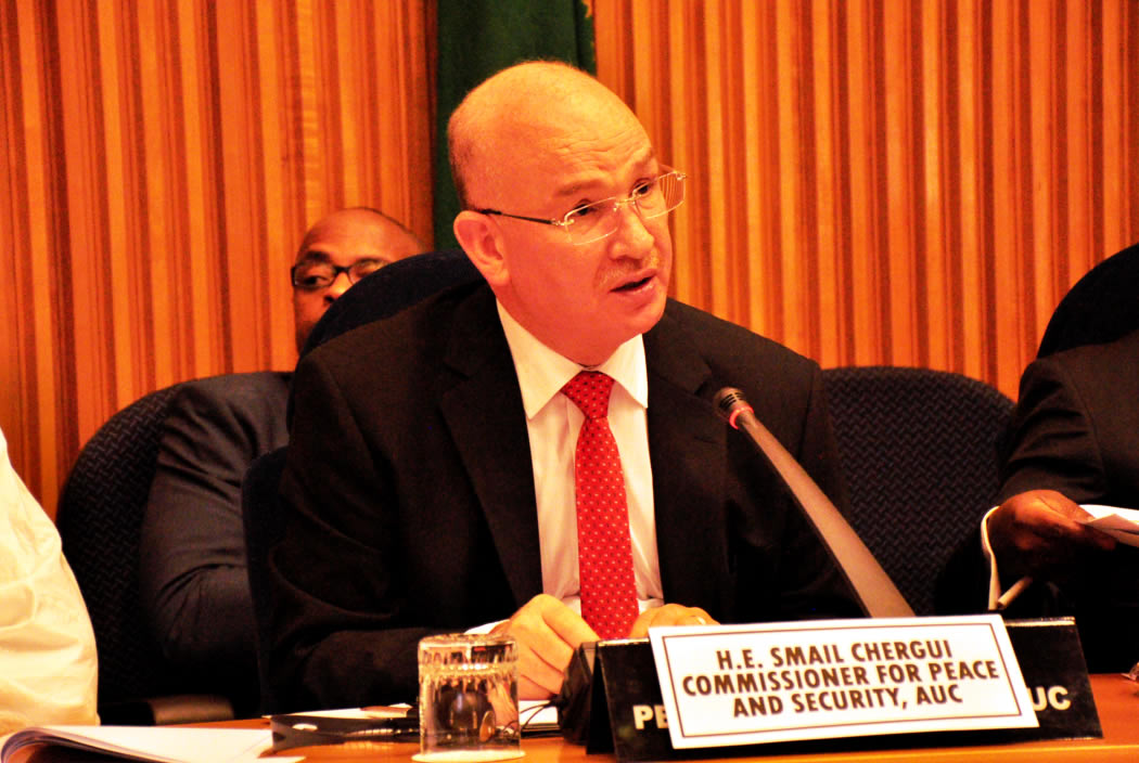 International Contact Group on the Central African Republic meets in Addis Ababa