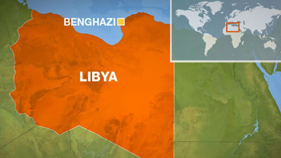 The African Union strongly condemns the terrorist  attack in Benghazi, Libya 