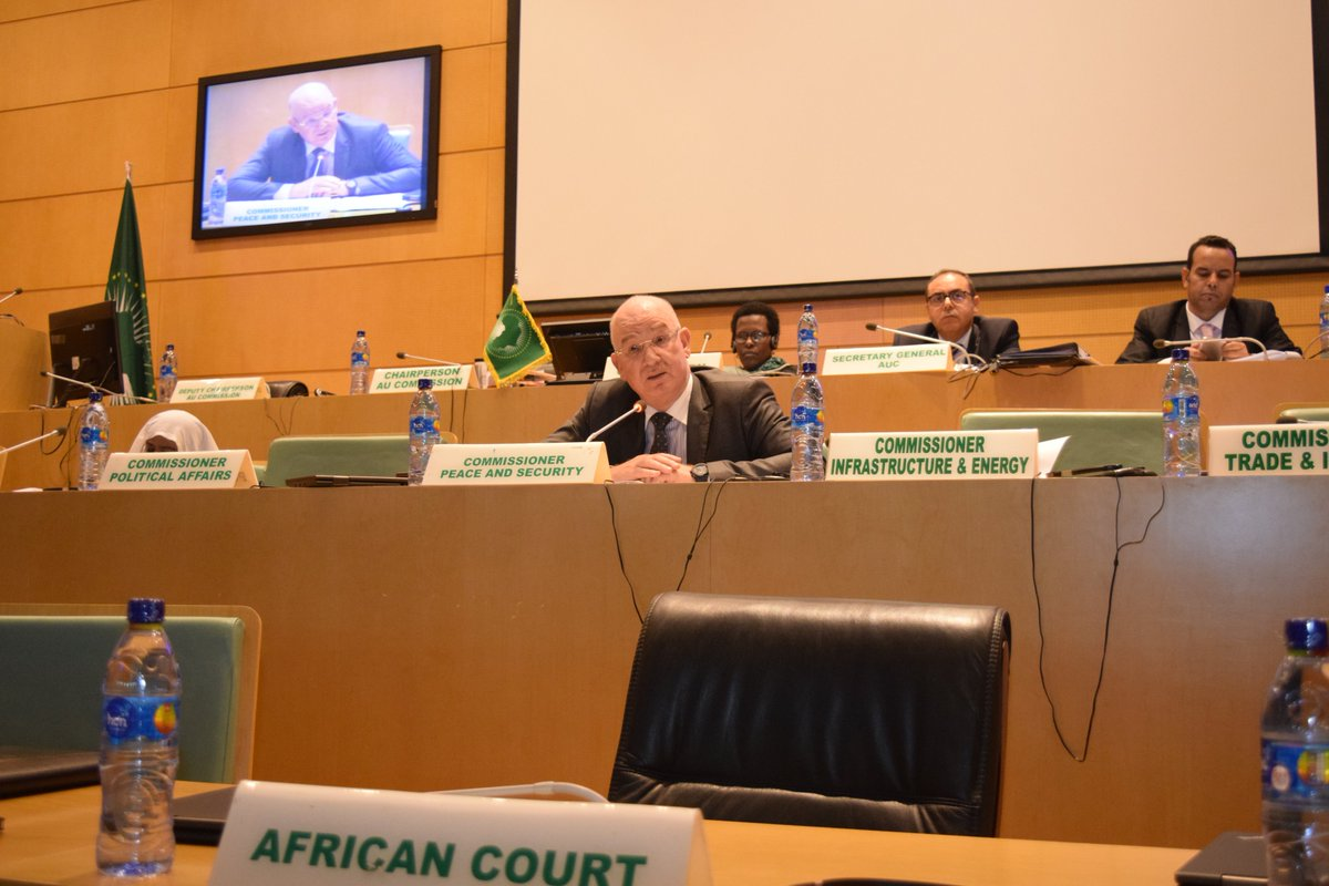 The AU Peace and Security Council on the situation in the Central African Republic (CAR)