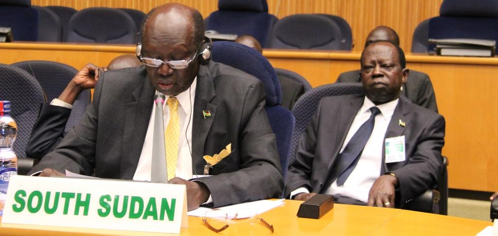 Communique of the 526th PSC meeeting at the level of ministers on AU Commission of Inquiry on South Sudan (AUCISS)