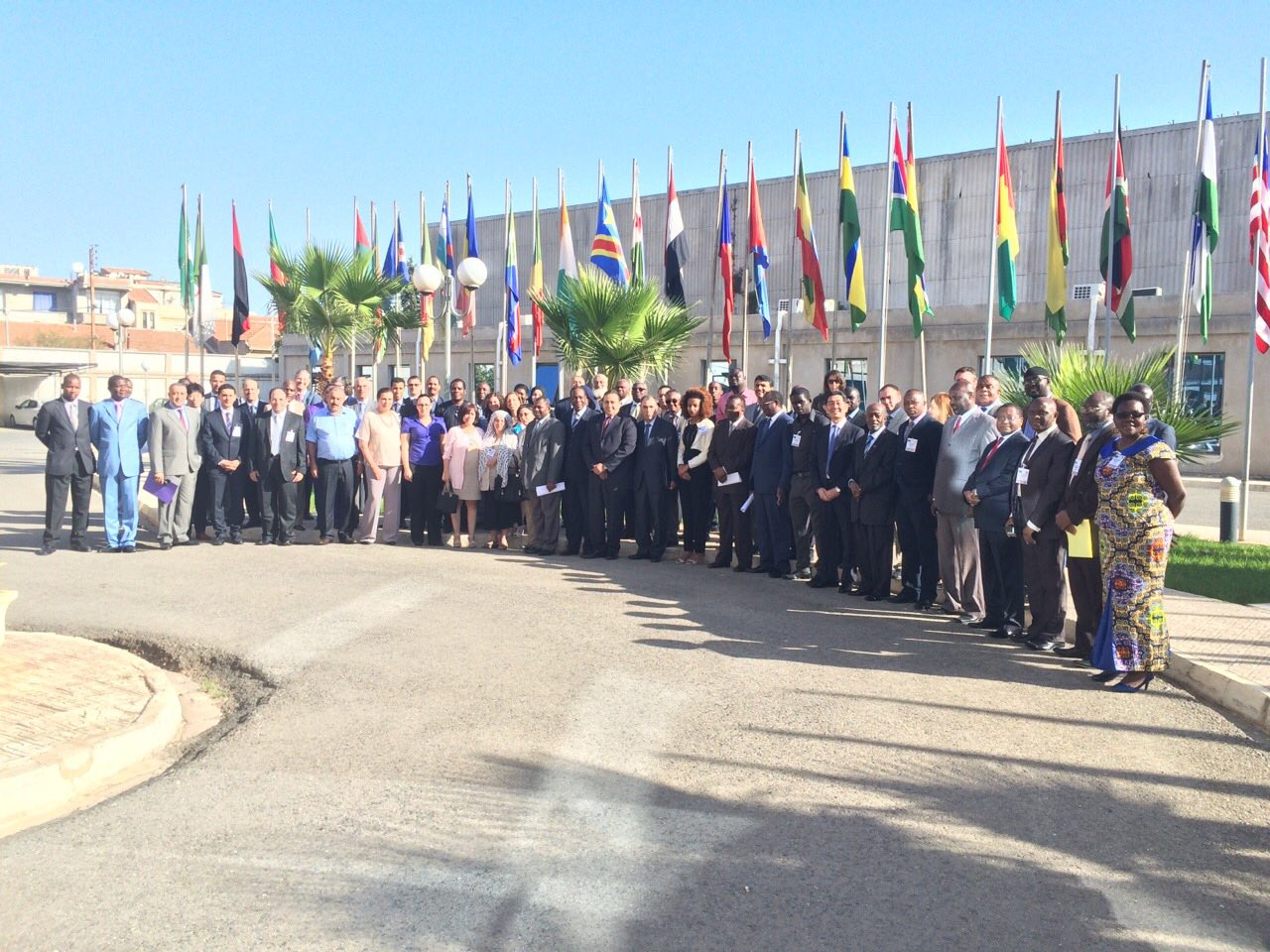 Symposium on victims of terrorist acts opens today in Algiers
