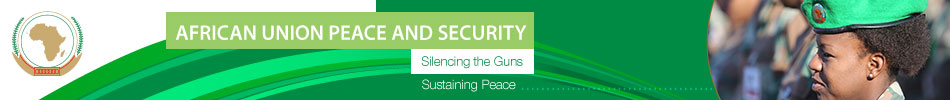 African Union Peace and Security Logo