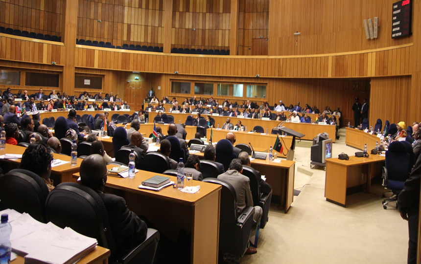 Communique of the Peace and Security Council at its 481st Meeting on 15 January 2015 in Addis Ababa, Ethiopia