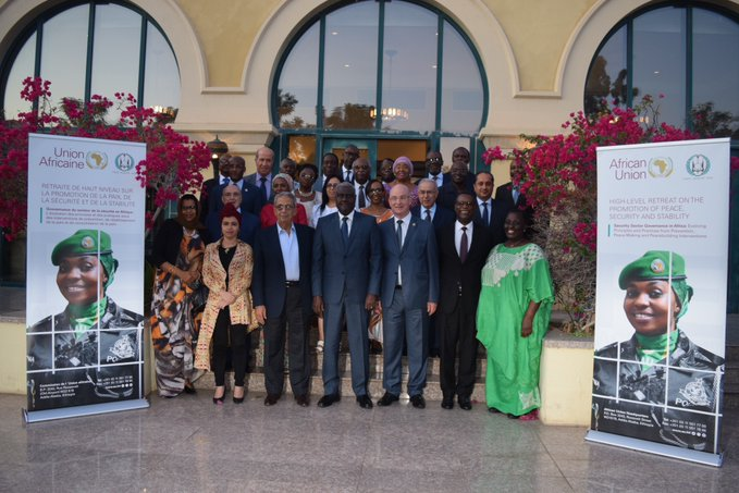 10th High Level Retreat on Peace and Security in Africa - Opening Remarks by His Excellency Ambassador Smail Chergui - Djibouti, 29-30 October 2019