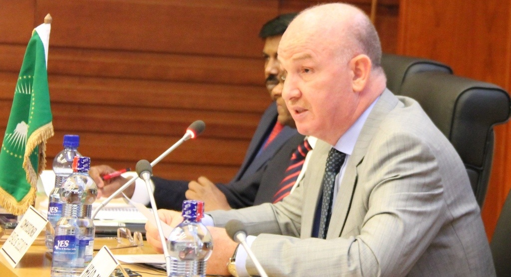 AMISOM MOCC and AU PSSG conclude 16th Meeting in Addis Ababa – Note progress made in degrading Al-Shabaab