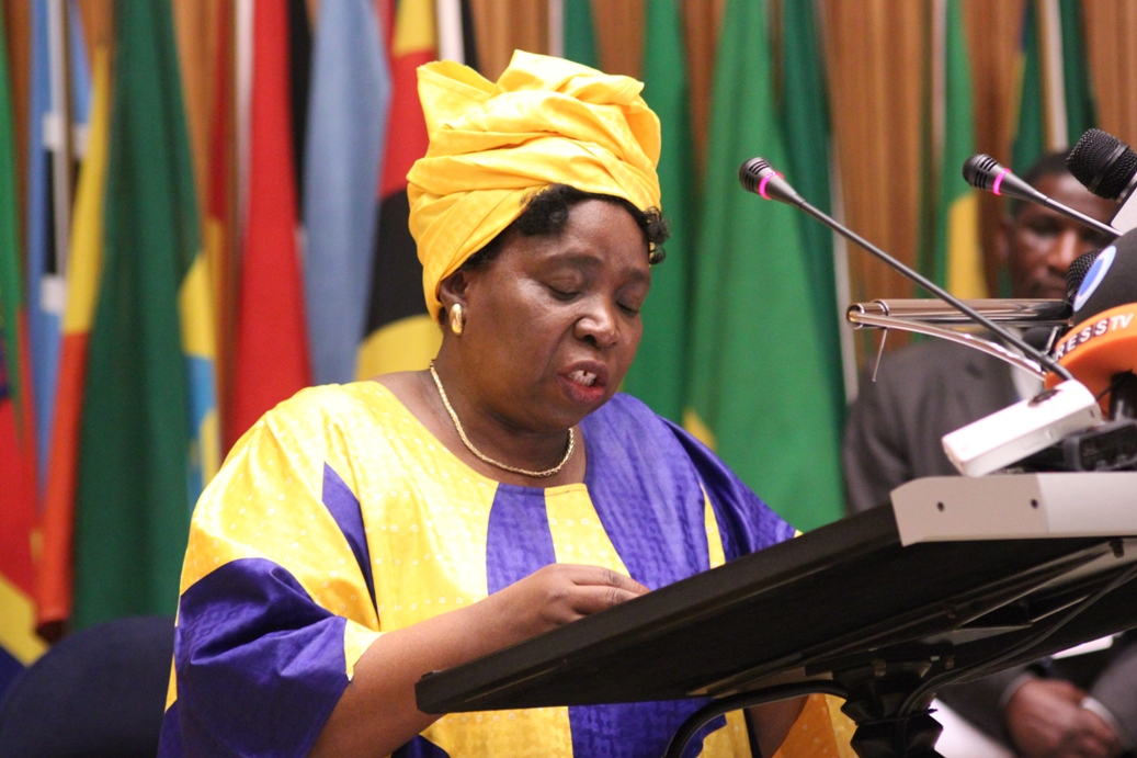 Speech of the AUC chairperson at the Ministerial level meeting of the PSC