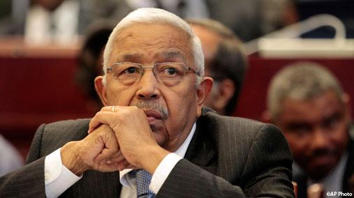 Cape Verde President Pedro Pires During 17th African Union Summit
