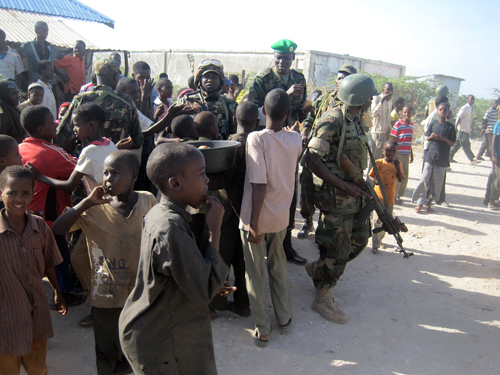 Somali Forces, AMISOM troops Capture Bibi Town
