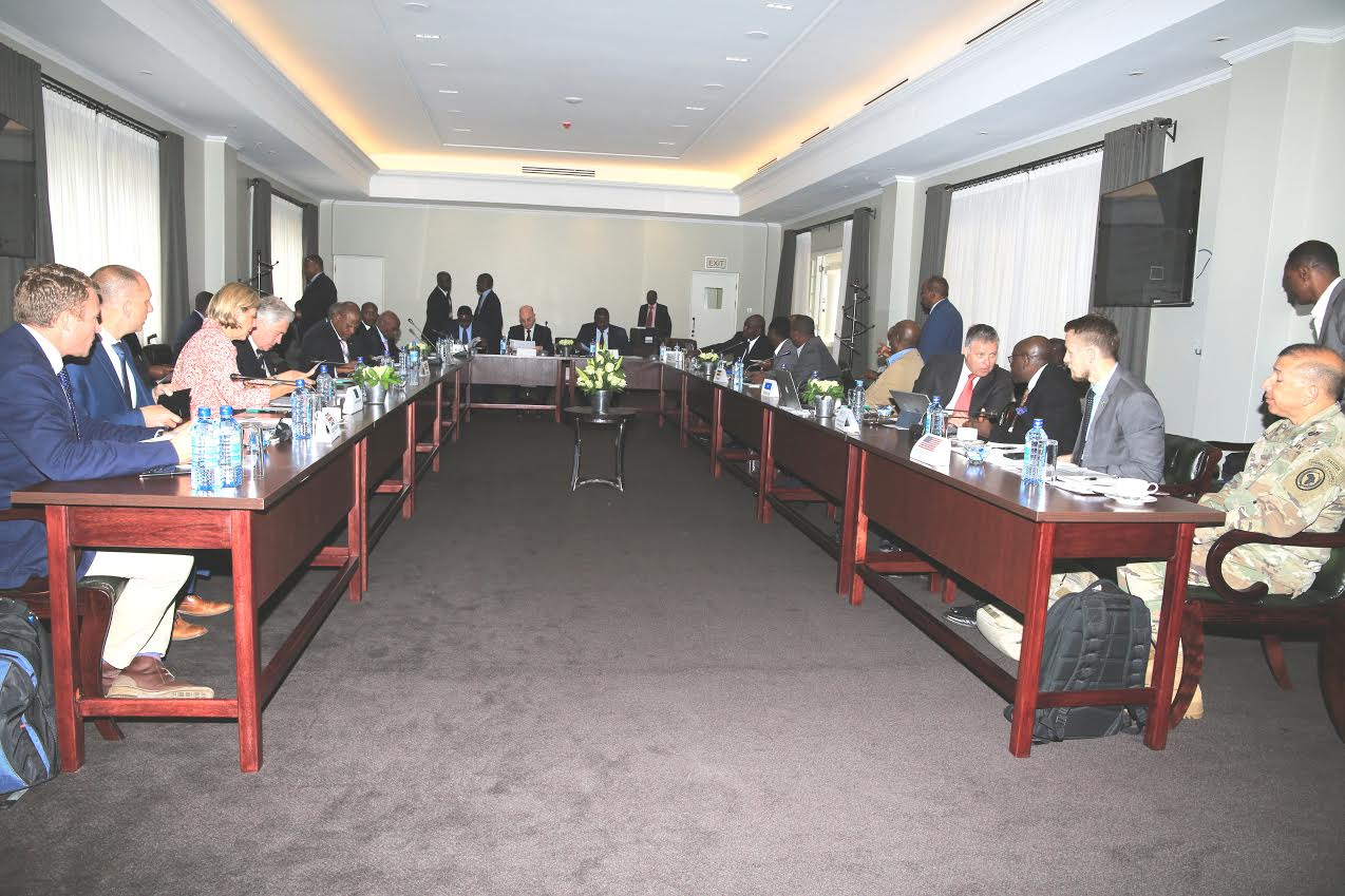 The Military Operations Coordination Committee (MOCC) held its 23rd meeting in Nairobi, Kenya