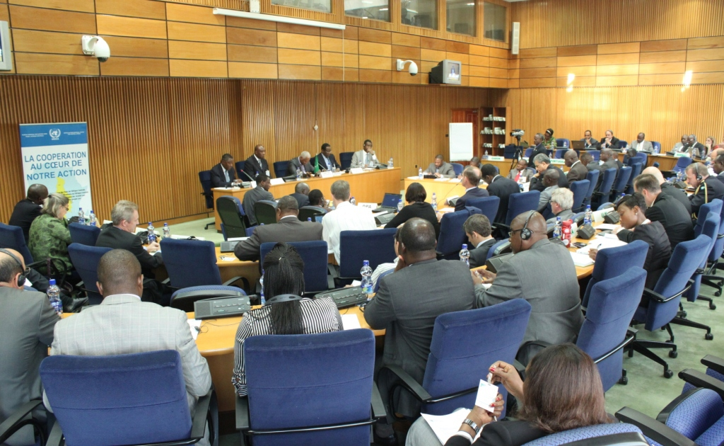 Joint AU-UN meeting of stakeholders involved in addressing the threat and impact of the activities of the Lord's Resistance Army