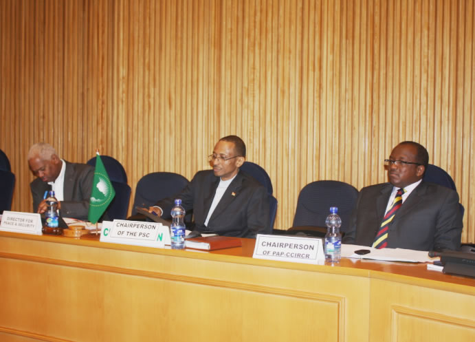 Press Statement on the African Union (AU) Peace and Security Council at its 344th Meeting