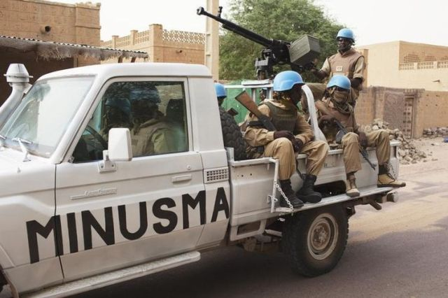 The African Union strongly condemns the despicable attack against the United Nations Peacekeeping mission in Mali