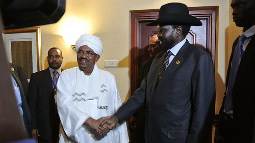 The African Union looks forward to a successful summit meeting between the presidents of the Republic of Sudan and the Republic of South Sudan
