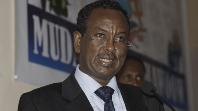 AU Special Representative congratulates Abdi Farah Shirdoon, the new Prime Minister of the Federal Republic of Somalia