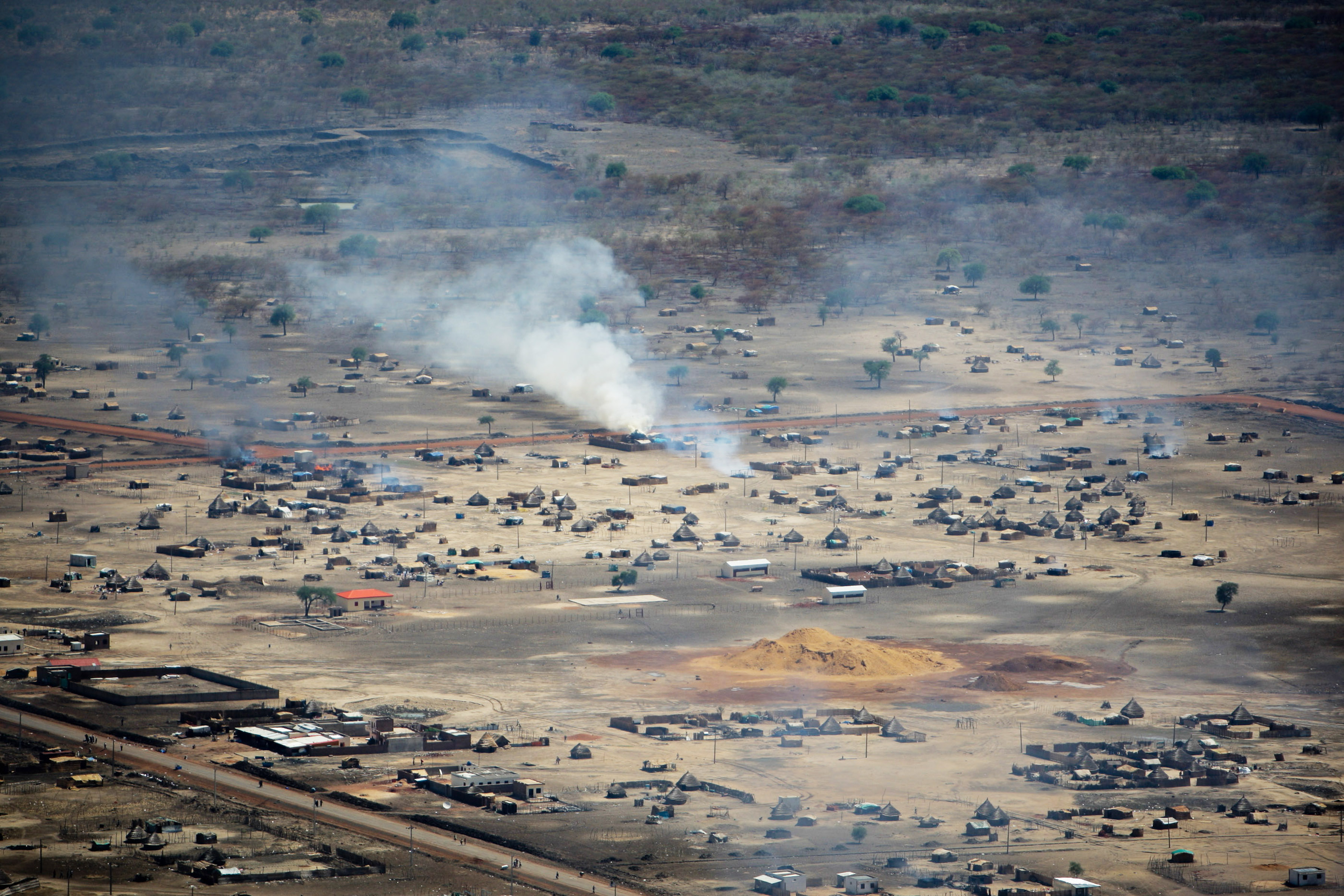The African Union concerned by the recent incidents in the Abyei Area