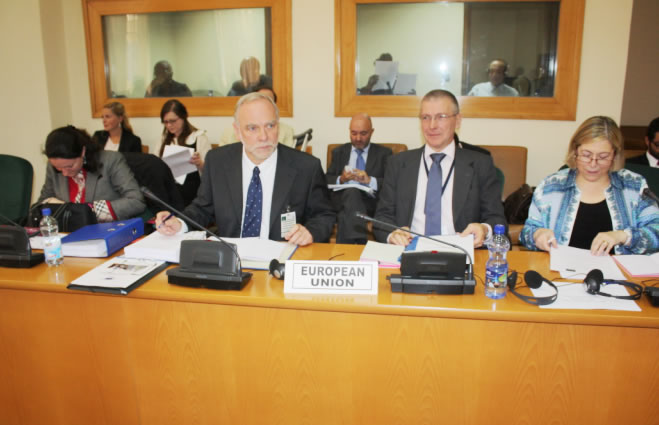 8th Meeting of the Joint Coordination Committee of the African Peace Facility