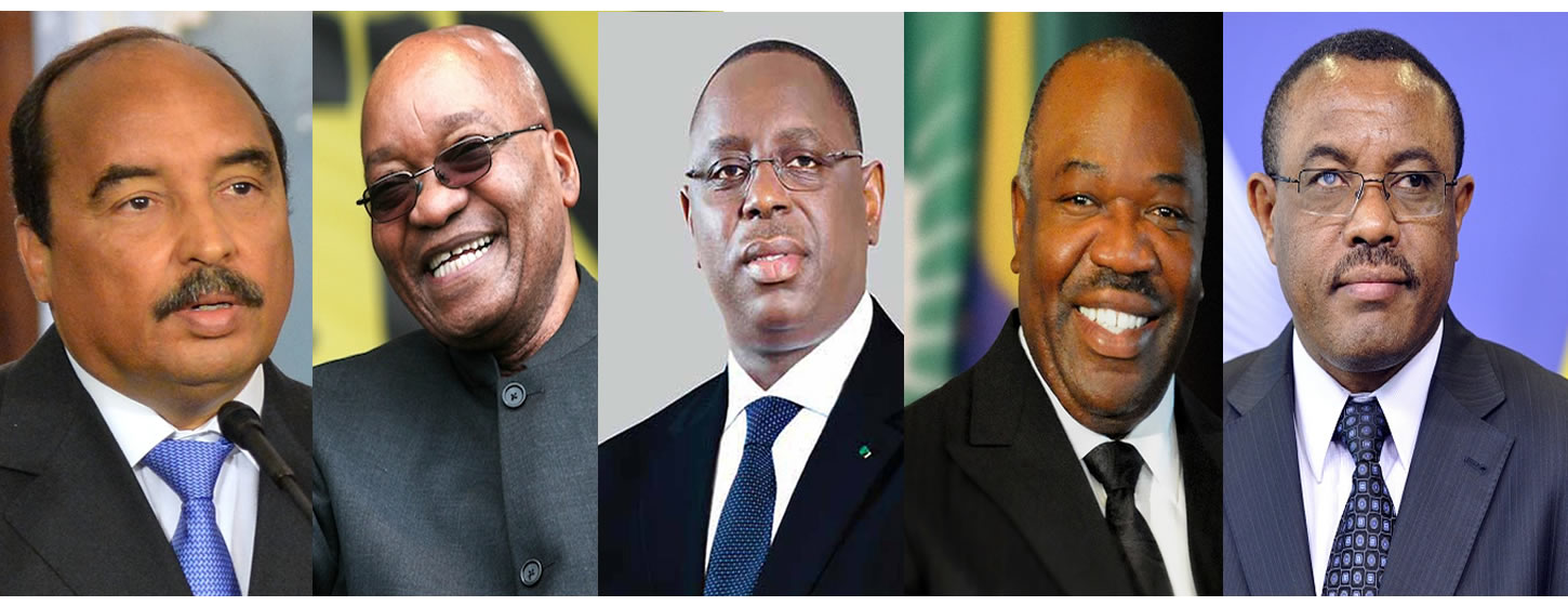 The African Union appoints the High-Level Delegation to Burundi