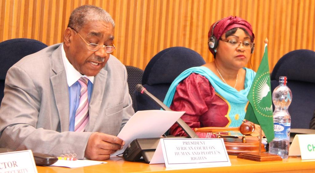 The Peace and Security Council (PSC) of the African Union (AU), on 26 August 2015, held its Inaugural Annual Consultative Meeting with the African Court on Human and People's Rights