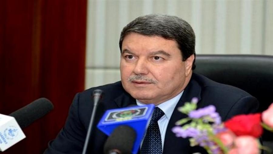 ntervention du Directeur général de la Sûreté nationale (DGSN) Algerienne, le général major Abdelghani Hamel, lors de la 3ème réunion du comité ad hoc d'AFRIPOL