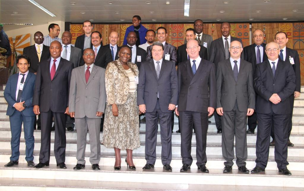 The Ad hoc committee on the operationalization of AFRIPOL concludes its 4th meeting