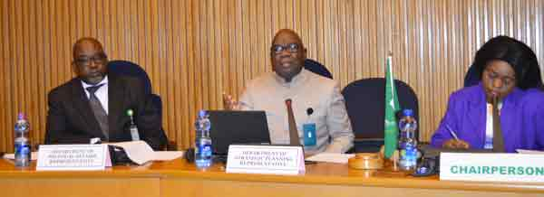 790th meeting of the PSC on Africa's Security Priorities in line with Agenda 2063
