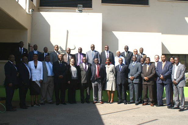 AU-RECs/RMs Conference on AMANI Africa II Field Training Exercise in Harare
