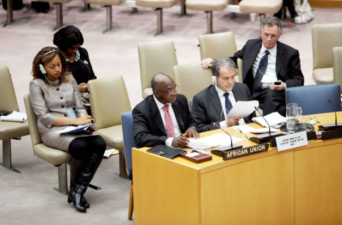 Statement  by Ambassador Antonio Tete, Permanent Observer of the African Union to the United Nations, occasion of the Security Council debate on the Situation in the Region of Sahel