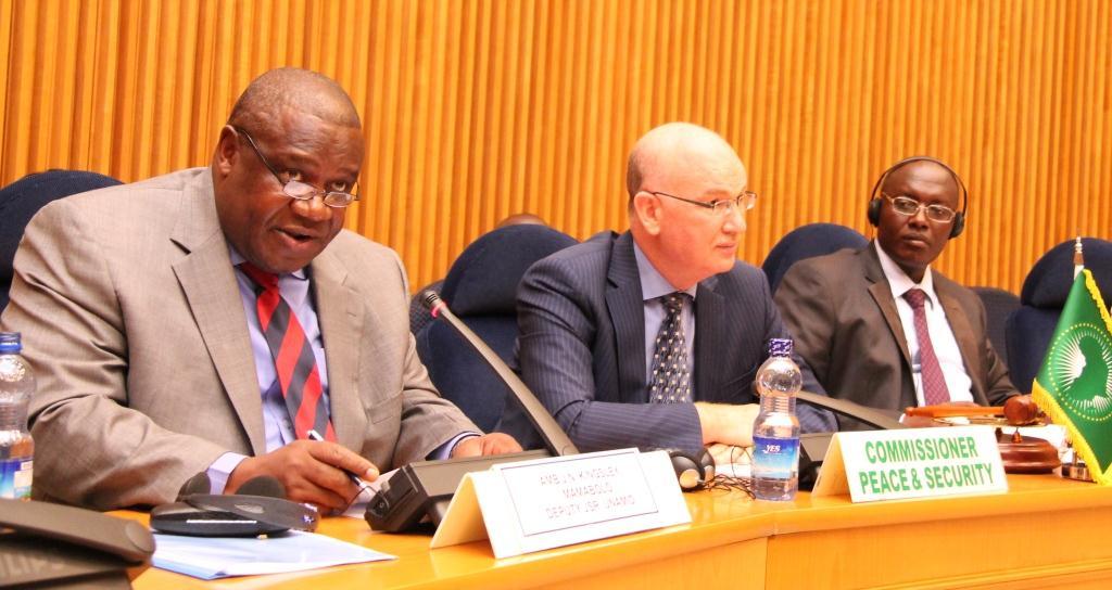 Communiqué du Conseil de paix et de sécurité de l'Union africaine (UA), en  sa 605ème réunion sur la situation au Darfour et les activités de l'Opération  hybride Union africaine-Nations Unies au Darfour (