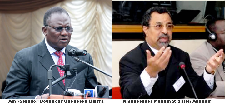 The Chairperson of the Commission of the African Union appoints new Special Representatives for Somalia and the Great Lakes Region