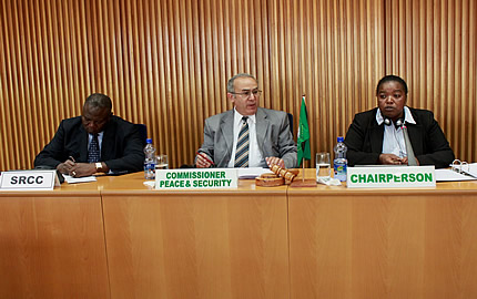 The Peace and Security Council adopts a communiqué on the Strategic Concept for future AMISOM operations