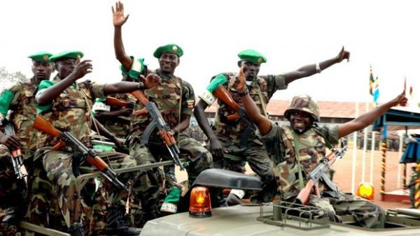 Somali National forces and AMISOM troops capture Harbole Town