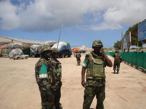 AMISOM Vows to Help Somalia Enhance Security on Marka Road