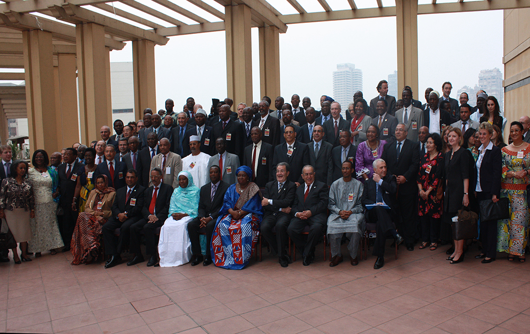 AU High Level Retreat of Special Envoys and Mediators