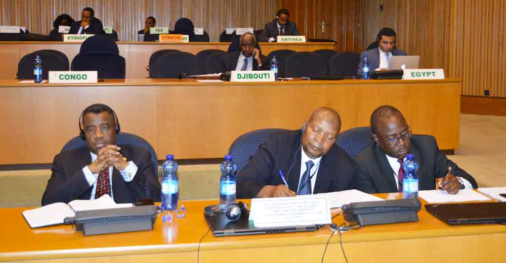 818th meeting of the AU Peace and Security Council - Open Session on the theme: International and Regional Initiatives in the Sahel: Promoting Coordination and Ownership of African Peace, Security and Post-conflict Reconstruction and Development Efforts