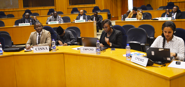 AUC holds roundtable with experts on the implications of   Ad-hoc Security Initiatives for the ASF and APSA