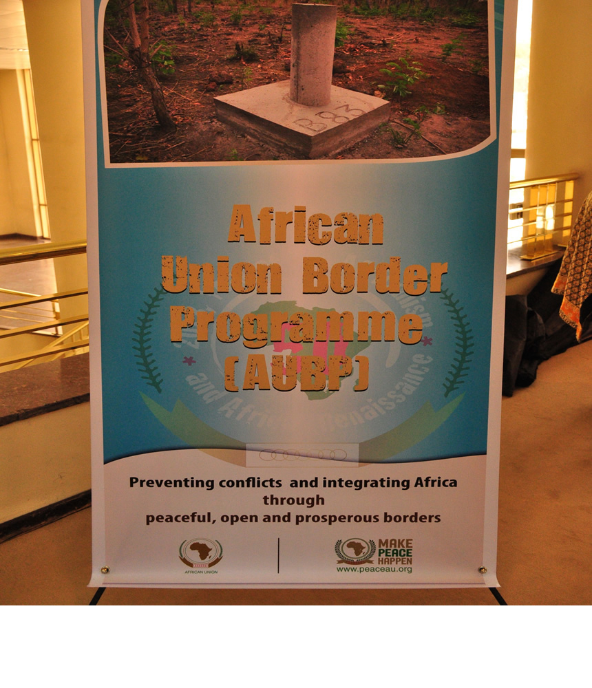 The African Union calls for the early entry into force of the Convention on Cross-Border Cooperation