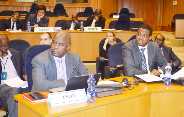 Communique of the 705th meeting of the PSC on the Regional Capabilities of the African Standby Force