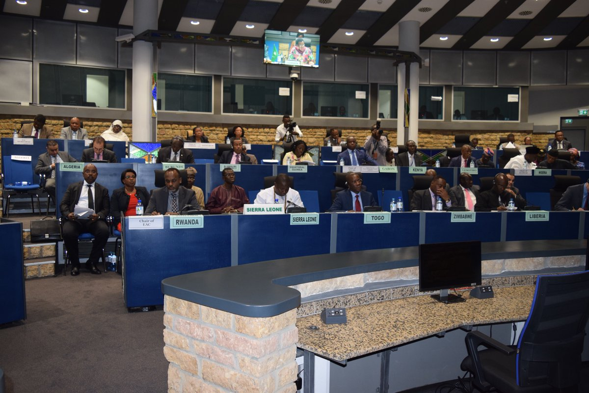 1st Joint Consultative Meeting between The Peace and Security Council of The African Union and The Regional Economic Communities/Regional Mechanisms for Conflict Prevention, Management and Resolution (RECS/RMS)