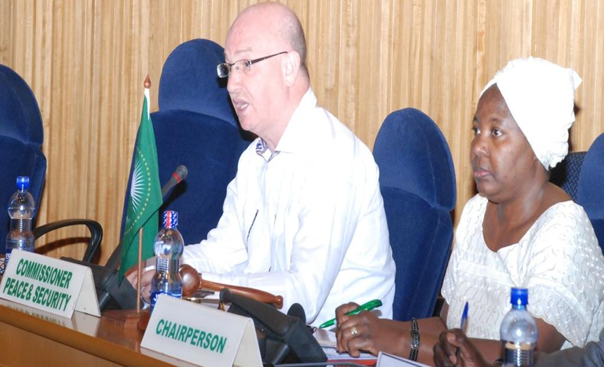 Communiqué of the 489th PSC meeting on Boko Haram  terrorist group