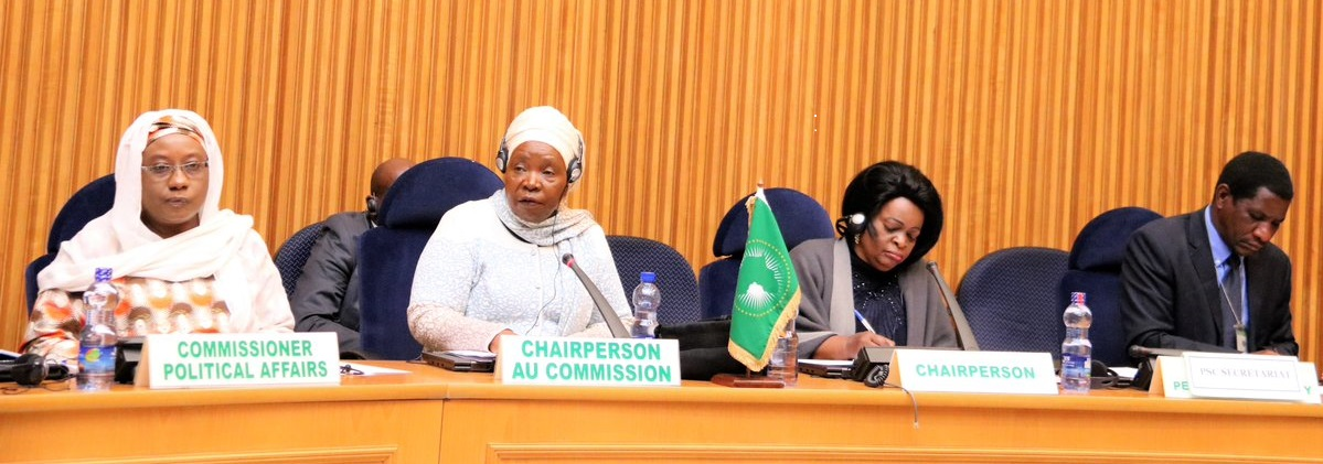 The 654th meeting of the AU Peace and Security Council on the post-election situation in The Islamic Republic of The Gambia