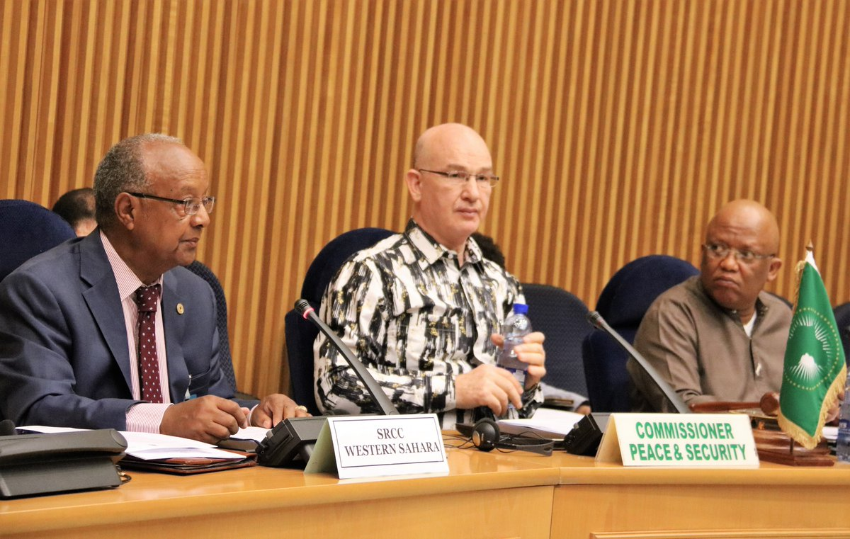 Communique of the 668th meeting of the Peace and Security Council of the African Union (AU) on the situation in Western Sahara
